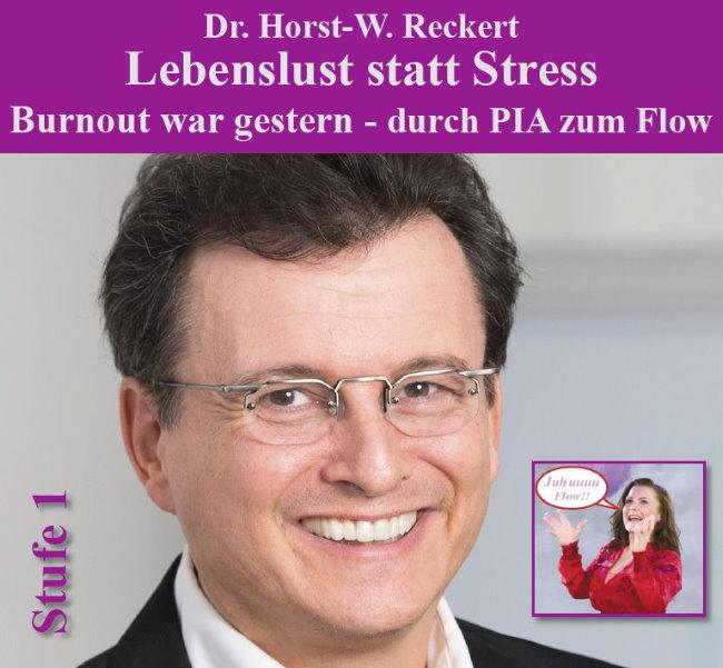 PIA-Burnout Stufe 1